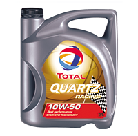 Моторное масло TOTAL QUARTZ RACING 10W-50